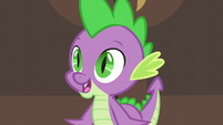 Spike -I just took care of a whole bunch- S5E10