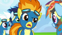 """Spitfire """"you forgot rule number one"""" S6E7"""