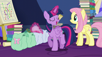 """Twilight """"I've prepared our things"""" S5E23"""
