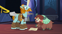 """Yona """"from class report!"""" S8E21"""