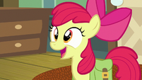 "Apple Bloom ""I got the perfect topper"" S7E13"