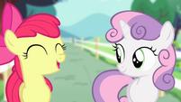 Apple Bloom -Earth ponies like me- S4E05
