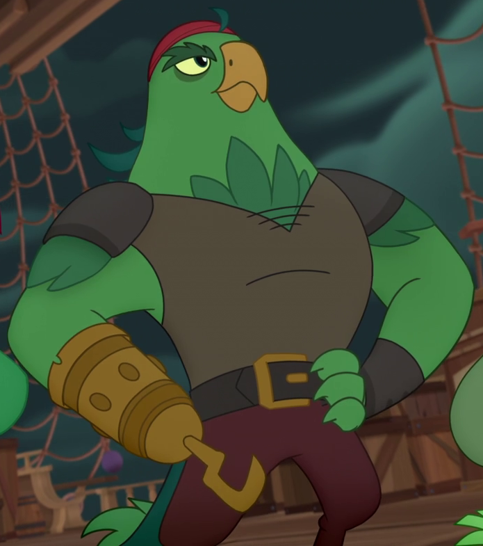 List of non-pony characters/Avians
