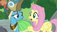 """Fluttershy """"over a thousand years"""" S7E26"""