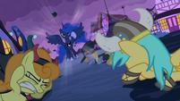 Luna 'Citizens of Ponyville!' S2E04