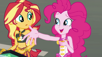 """Pinkie """"the treasure is a sushi truck!"""" EGDS13"""