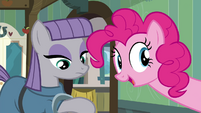 "Pinkie Pie ""Told you she was super honest"" S4E18"