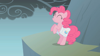 """Pinkie Pie """"just a hop, skip, and jump"""" S01E07"""