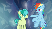 """Rainbow """"are you really that selfish?"""" S8E22"""