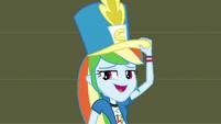 """Rainbow Dash """"so get ready"""" EG3"""