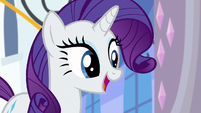 """Rarity """"I suggest we start at the castle"""" S6E12"""