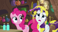 """Rarity """"take anymore mane fright today"""" S7E19"""