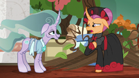 Sable Spirit -you did this for me-- S7E16