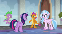 Smolder -all of us did- S8E16