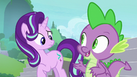 """Spike """"we can figure that out after"""" S8E15"""