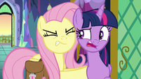 Twilight -can we at least grab some breakfast-- S7E20