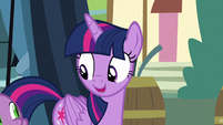 Twilight -still surprised with how well- S8E18