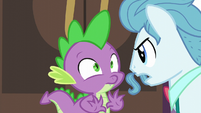 """Annoyed delegate """"why would the princess have"""" S5E10"""