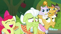 """Apple Bloom """"beggin' us to catch him!"""" S9E10"""