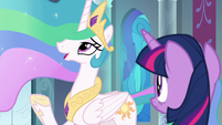 """Celestia """"busy with my magic lessons"""" S8E7"""