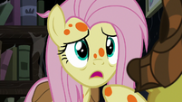 """Fluttershy """"Zecora is counting on me"""" S7E20"""