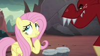 """Fluttershy """"if I was a poet"""" S9E9"""
