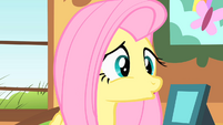 Fluttershy realized what shes late for S01E22