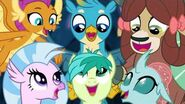 MLP FiM Music The Place Where We Belong HD