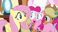 """Pinkie Pie """"It's a secret!"""" S4E18"""