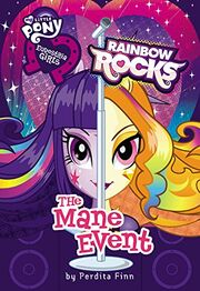 Portada de Equestria Girls Rainbow Rocks The Mane Event.jpg