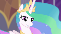 "Princess Celestia ""a wonderful reminder"" S4E01"