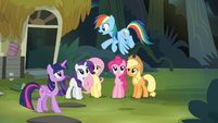 Rainbow '...before it's too late!' S4E04