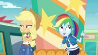 """Rainbow Dash """"Rarity doesn't need us"""" EGROF"""