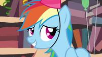 """Rainbow Dash """"fans like me"""" S4E04"""