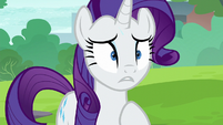 Rarity --I should just stop talking now-- S6E3