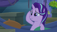 Starlight embarrassed by her snoring S8E19
