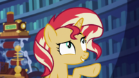 Sunset Shimmer -never knowing when- EGS3