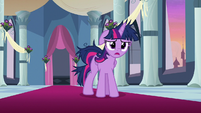 """Twilight Sparkle """"few hiccups on the way"""" S9E26"""