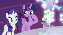 """Twilight Sparkle """"he can do anything!"""" S7E26"""