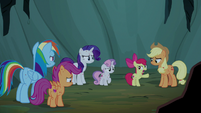 Apple Bloom -what are we supposed to do- S7E16