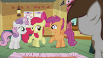 Apple Bloom -what do you say- S5E18