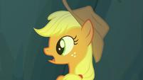 Applejack -do you hear that-- S7E16