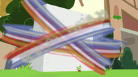 Chipcutter flies around rock slab at high speed S7E6