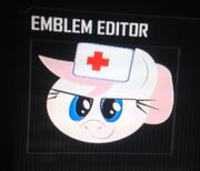 FANMADE Nurse Redheart Black Ops 2 Emblem