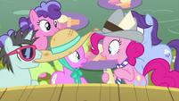 "Pinkie Pie ""I've got the 'scoop'!"" MLPS5"