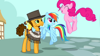 """Pinkie Pie """"I think we can do it"""" S4E12"""