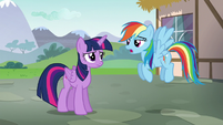 """Rainbow """"if you don't get it by now"""" S5E22"""