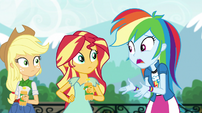 Rainbow Dash -we're running out of time!- EGS1