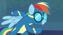 Rainbow Dash the Wonderbolt S6E7