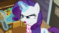 """Rarity """"the thief did not leave in a hurry"""" S8E17"""